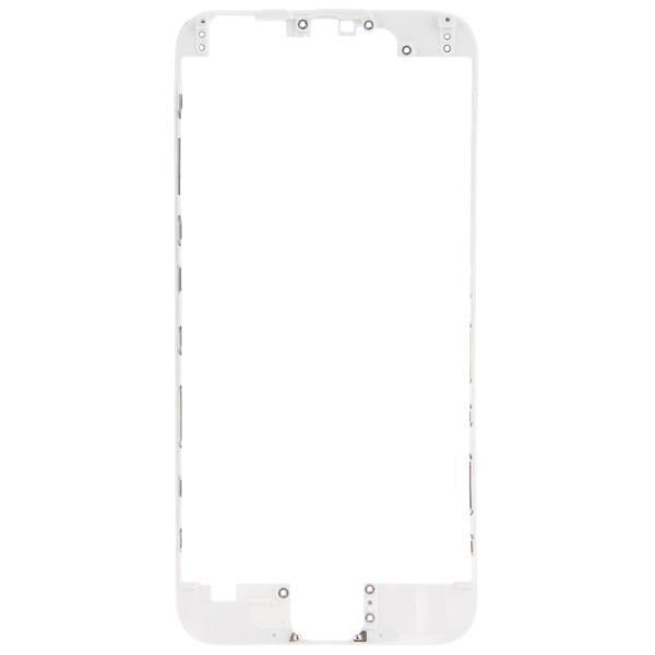 Front LCD Screen Bezel Frame for iPhone 6(White) - Beewik-Shop.com