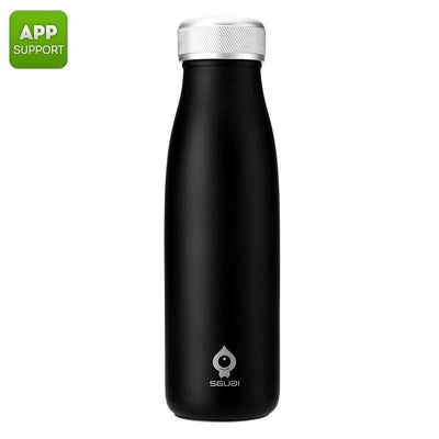 Gauai Smart Cup - Bluetooth 4.0, 500ML, Lebensmittelqualität, OLED-Display, Temperaturinformationen, Mobile App