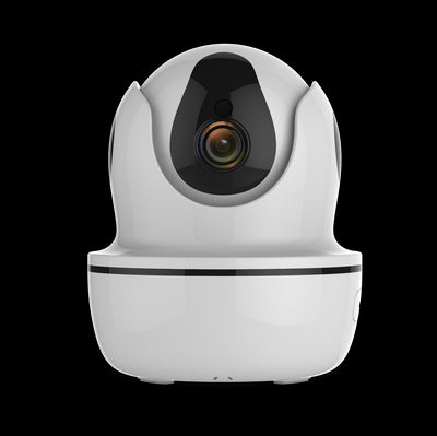 c26S Full-HD IP Camera  -  1/3-Inch CMOS, 1080p, IR Cut, 10m Night Vision, Smartphone Accessible, PTZ, 4 Alarm Zones - Beewik-Shop