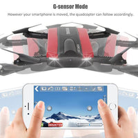 JXD 523 Mini Drone avec Camera 480p WiFi App iOS Android distance max 40M - Beewik-Shop.com