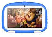 Android Tablet PC – For Kids, Sophisticated Hardware, WiFi, 7 Inch Display, HD Visuals, 4000mAh, Built-in Camera (Blue) - Beewik-Shop.com