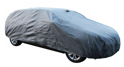 housse de voiture Ultimate ProtectionSW-L 472 x 185 x 121 cm gris - Beewik-Shop.com
