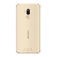 HK Warehouse Ulefone S8 Pro Android Smartphone - Android 7.0, HD Display, 4G, Dual-IMEI, MTK6737 CPU, 2GB RAM, 13MP Cam (Gold)