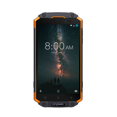 Preorder POPTEL P9000 MAX Android Phone - Android 7.0-4GB RAM, 5.5-Inch FHD, IP68, Dual-IMEI - Beewik-Shop.com