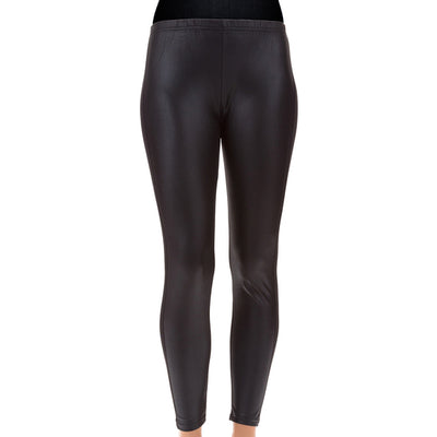 LEGGING SHINY DARK NEGRO - Beewik-Shop.com
