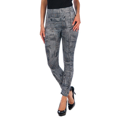 INTIMAX LEGGINS CAZA BLEUA GREY - Beewik-Shop.com