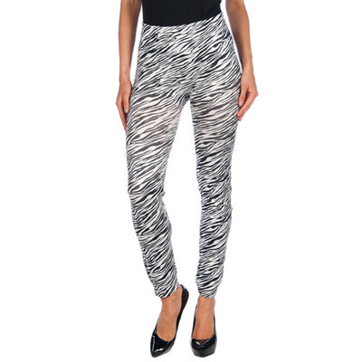 INTIMAX ZEBRA LEGGINS - Beewik-Shop.com