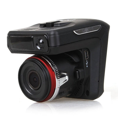 Car DVR Camera 2.4 inch Screen Anti-Radar Detector 720P - Beewik-Shop.com