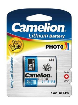 Lithium CR-P2 6V (1 pcs) Camelion - Beewik-Shop.com