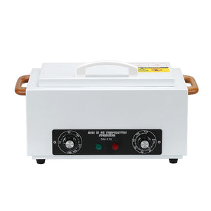 Sterilizer Machine - 200C Degree Dry Air, No Chemicals, 300W, Adjustable Timer, 1.5L Capacity, No Steam, Stainless Steel Body - Beewik-Shop.com