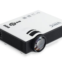 "Projecteur Home Cinema LCD Portable ""Ocular-View"" - 800Lm, HDMI, USB, carte SD - Beewik-Shop.com"
