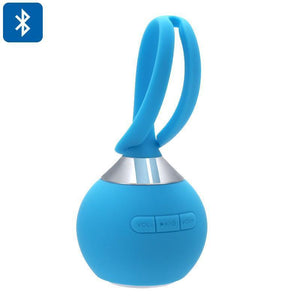 Mini Bluetooth Speaker - 10m Bluetooth Range, 400mAh, 80dB, 3W Speaker, SD Card Support
