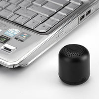 Mini Bluetooth Speaker - 80dB, Bluetooth 4.2, 5W Speaker, 400mAh Battery, Compact And Portable Design