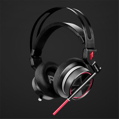 1 More Spearhead VR Gaming Headphones - 7.1 CHANNEL SURROUND SOUND, 50MM MAGLEV GRAPHENE DRIVER, Environmental Noise Canceling - Beewik-Shop
