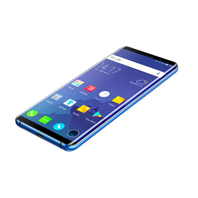 HK Warehouse Preorder Elephone U Android Phone - MTK6763T  CPU, 6GB RAM, Android 7.1, Dual rear cameras (Blue)
