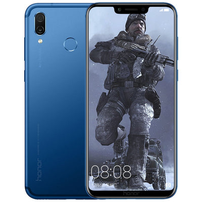 Huawei Honor Play Smartphone - 6.3 Inch Screen, 6GB RAM, Octa Core, Dual AI Camera, Fingerprint, Support Micro SD Card - Beewik-Shop