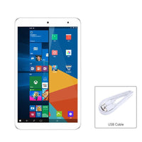 Onda V80 Plus Tablet PC - Windows 10, Android 5.1, OTG, Cherry Trail Z8350 Quad-Core CPU, 2GB RAM, 8-Inch IPS Display