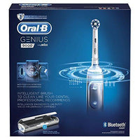 Oral-B Genius 9000 White von Braun Electric Toothbrush - Beewik-Shop.com