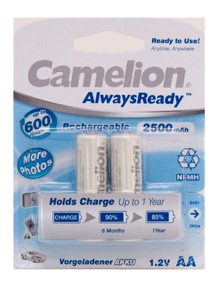 Camelion rechargeable