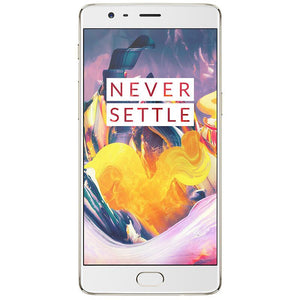 OnePlus 3T Android Smartphone - Quad-Core CPU, 6GB RAM, Android 7.1, 16MP Camera, 5.5 Inch Gorilla Glass, 4G (Gold) - Beewik-Shop.com