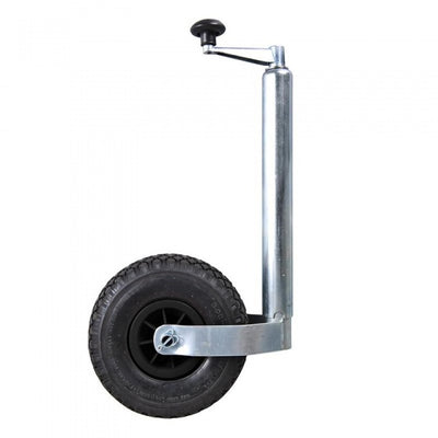 roue avant 48 mm pneu pneumatique 260 x 85 mm - Beewik-Shop.com