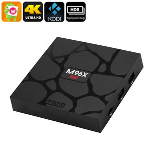 Mini TV Box Android M96X - Android 6.0,4K, Quad-Core, WiFi, Google Play - Beewik-Shop.com