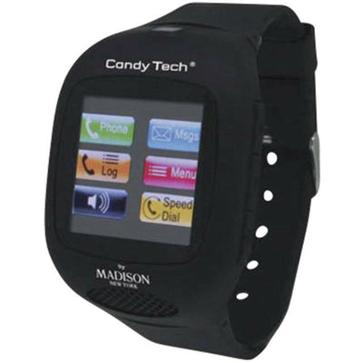 Montre Connecté Candy Tech Madison Multifonctions Smartphone CT-03A SMART WATCH - Beewik-Shop.com