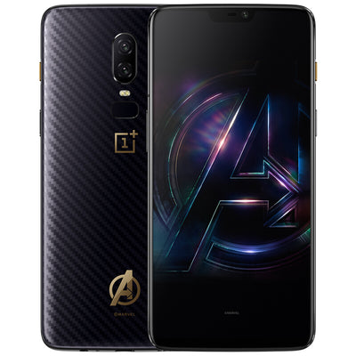 OnePlus 6 Android SmartPhone - 6.28 Inch Optic AMOLED Screen, Snapdragon 845 CPU, 256GB ROM, Dual Rear Camera (Limited Edition) - Beewik-Shop.com