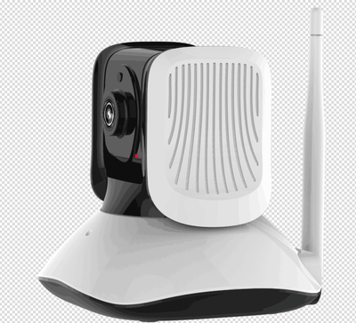 c21 Full-HD IP Camera  -  1/3-Inch CMOS, 1080p, IR Cut, 10m Night Vision, Smartphone Accessible, PTZ, 4 Alarm Zones - Beewik-Shop
