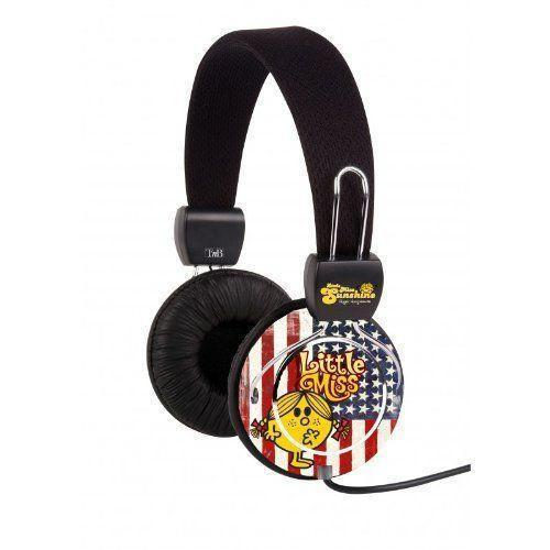T'nB Little Miss Sunshine Hollywood Casque Enfants stéréo jack 3.5 mm