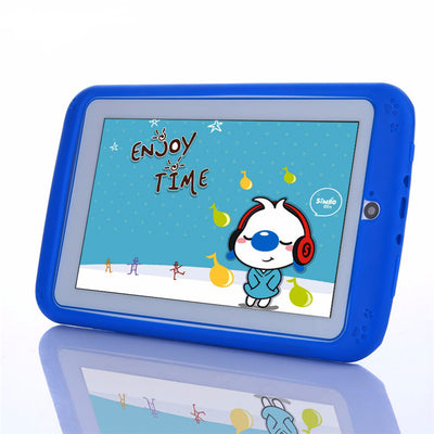 Android Tablet Computer  Blue– For Kids,7 Inch Display, HD Visuals, 3000mAh Battery, Sophisticated Hardware, WiFi - Beewik-Shop.com