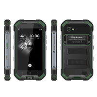 Blackview BV6000 Android 6.0 Smartphone - IP68,2Ghz Octa Core CPU (Vert) - Beewik-Shop.com