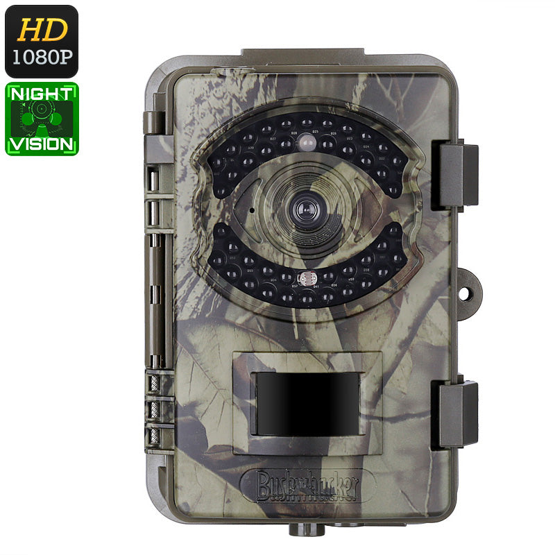 Camera Chasse FHD Video 16MP Détecteur Mouvement 20m Vision Nocturne Waterproof - Beewik-Shop.com