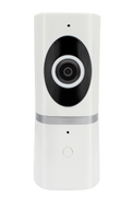 IP Camera - HD 720P, WiFi, 180 Degree Panoramic, H.264 Compression, Two Way Talk, IR, Motion Detection - Beewik-Shop.com