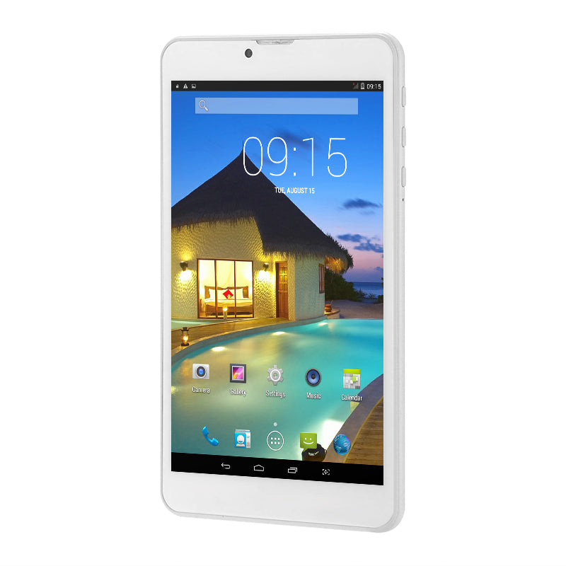 "Tablette 3G Android - Dual-IMEI, 7"", HD, Bluetooth, Google Play, 2500mAh - Beewik-Shop.com"