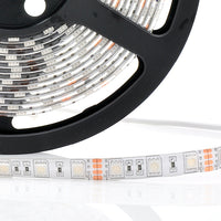 Ruban LED couleur 5 mètres 300x RVB changeant de couleur - 72W, IP65 - Beewik-Shop.com