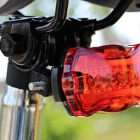 CREE XM-L T6 LED Bike Light Set - 15000 Lumen, Front And Rear Light, Quick Fitting, Head Strap, Rechargeable Battery - Beewik-Shop.com
