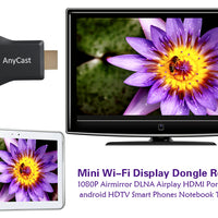 Anycast M2 Plus Récepteur d'affichage Wi-Fi - Miracast, Airplay, Android + iOS - Beewik-Shop.com