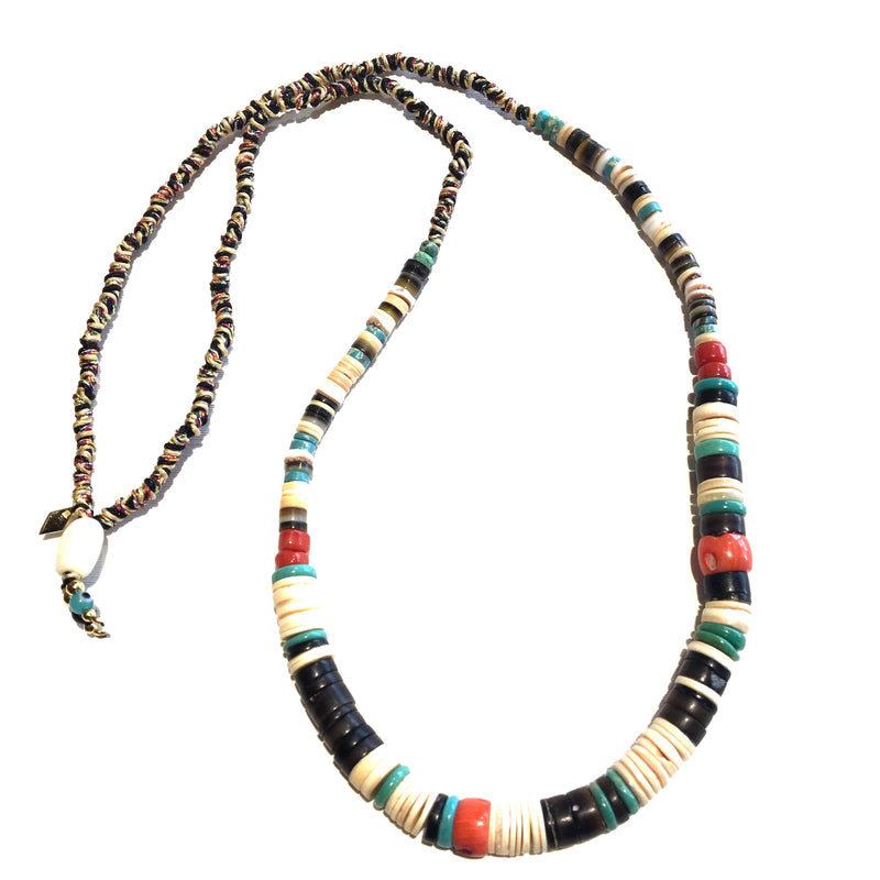 Navajo Long Necklace