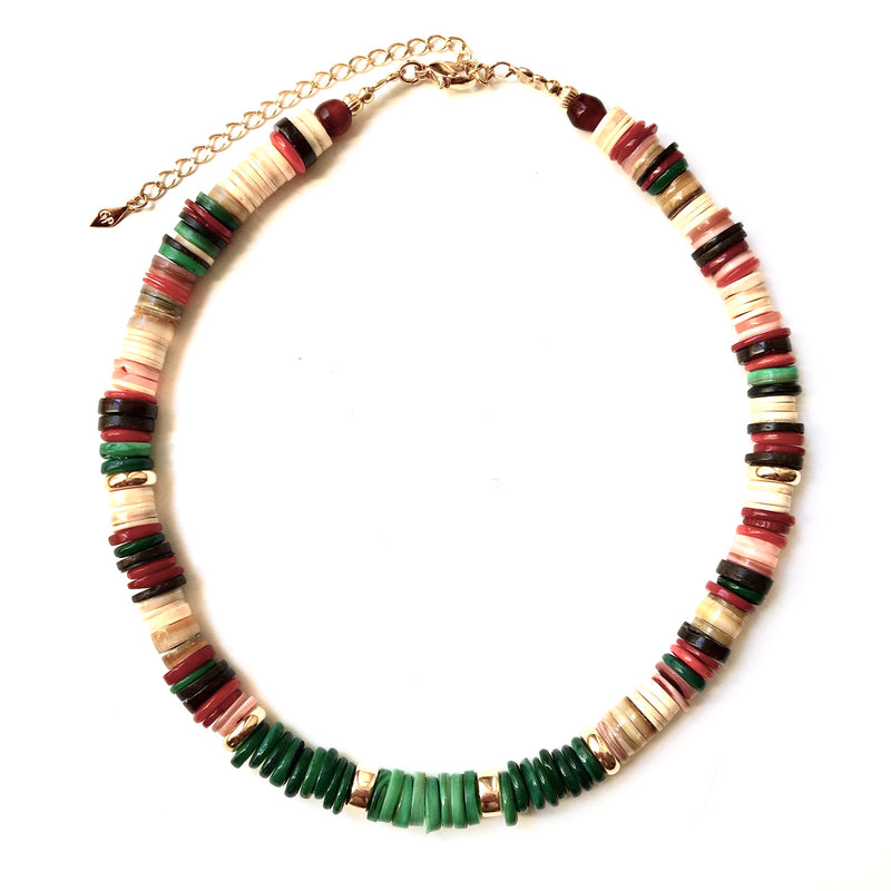 Puka Necklace 10