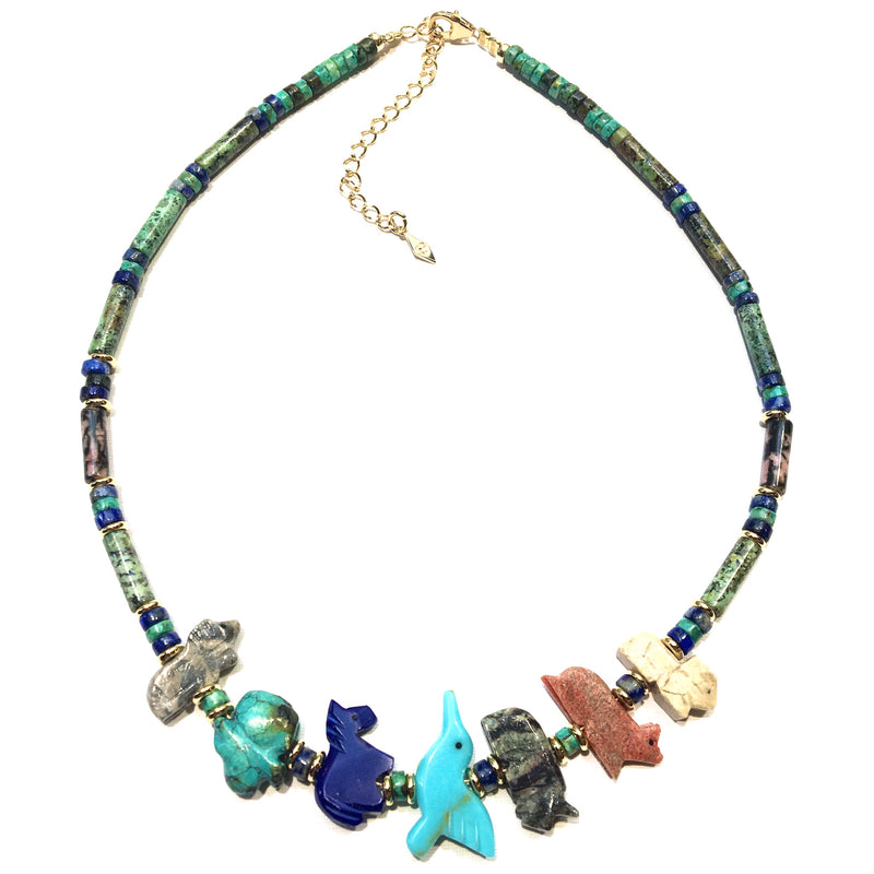 Amulets Diego Necklace