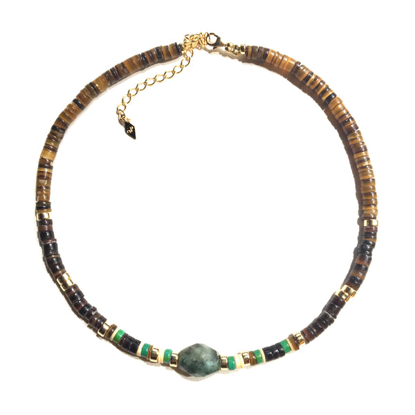 Puka Diego Necklace
