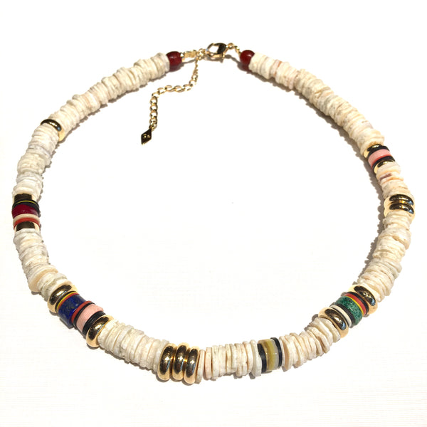 Puka Necklace 2