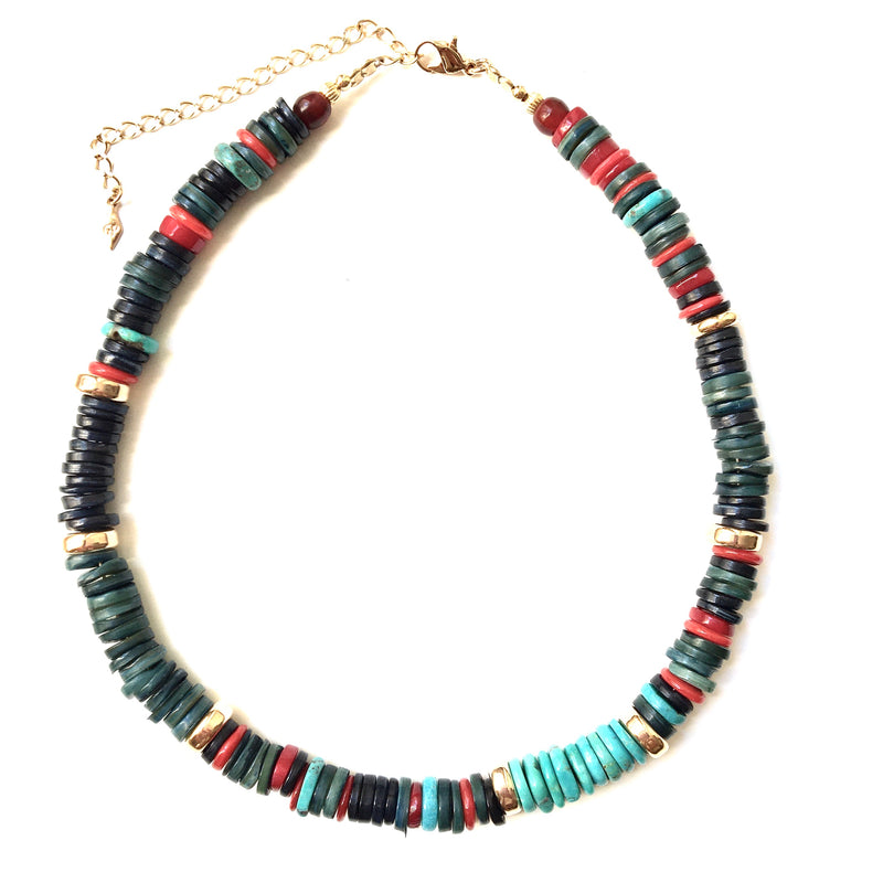 Puka Necklace 13