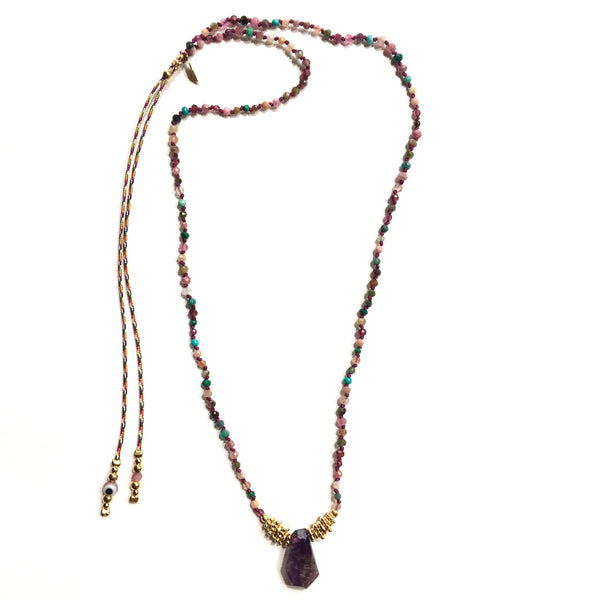 Epure Amethyst Necklace 2