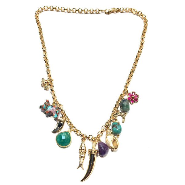 Grigri chain Necklace