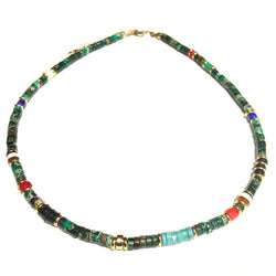 Diego Necklace Jasper