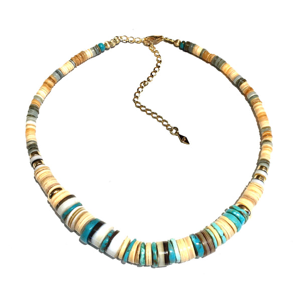 Puka Necklace 29