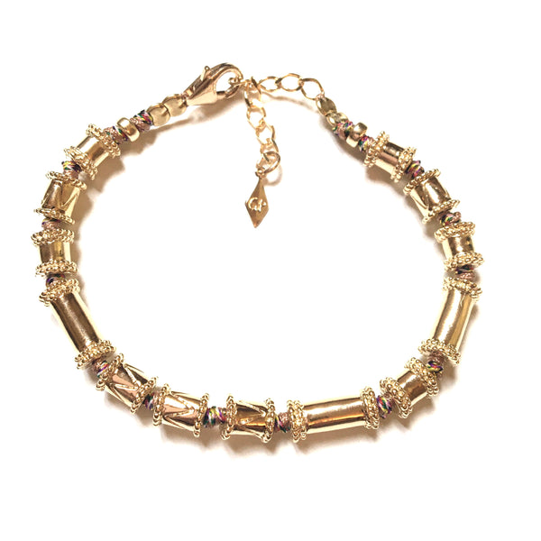 Etrusque super goldy Bracelet
