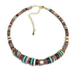 Puka Necklace 28